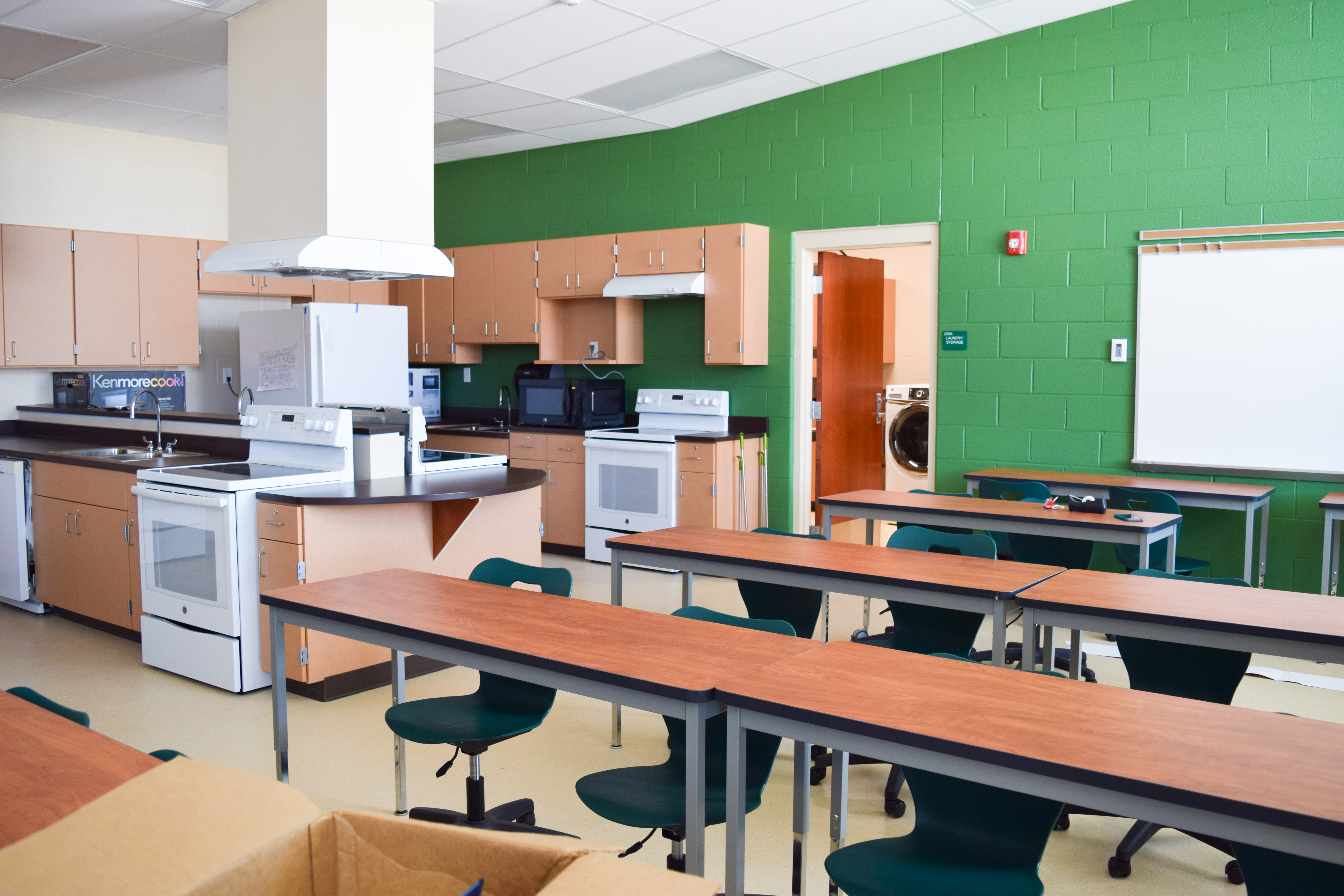 Brown Local Schools Classroom Ohio