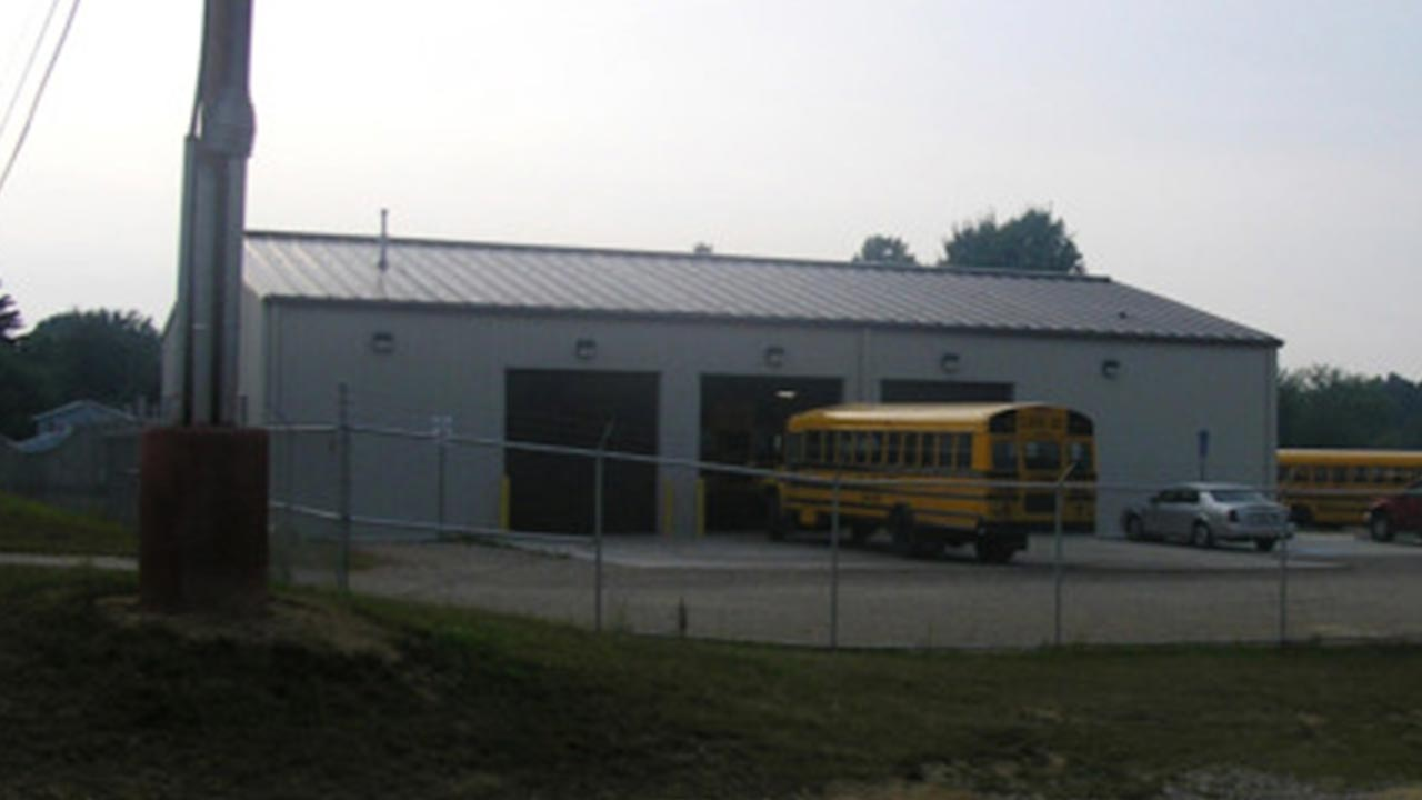 Photo of Bus Garage